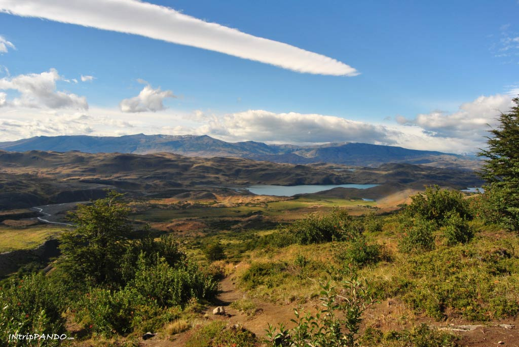Paesaggi della Patagonia