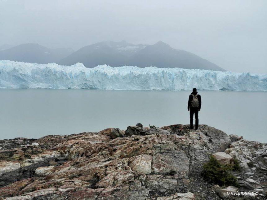 Il panorama mozzafiato del Perito Moreno