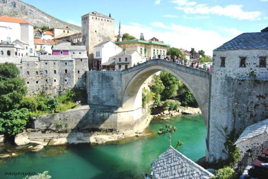Ponte Stari Most a Mostar